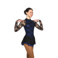 Jerry's Ice Skating Dress   - 81 Onyx on Iris