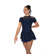 Jerry's Ice Skating Dress   - 102 Indigo Isle
