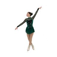 Jerry's Ice Skating Dress   - 120 Once Upon a Pine
