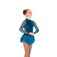 Jerry's Ice Skating Dress   - 05 Ice Crackle (Dusky Teal)