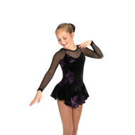 Jerry's Ice Skating Dress   - 07 Ballet in Black