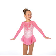 Jerry's Ice Skating Dress   - 13 Princess (Clear Pink)