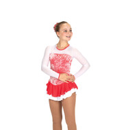 Jerry's Ice Skating Dress   - 422 Frosty Air (Snow Cherry)