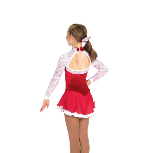 Jerry's Ice Skating Dress   - 430 Candy Apple