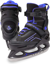 Ice Skates Vibe Adjustable XP1000 - Blue