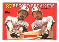 1988 Topps #4 Eddie Murray RB NM-MT Baltimore Orioles