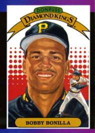 1989 Donruss #2 Bobby Bonilla DK DP NM-MT Pittsburgh Pirates