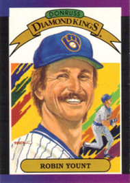 1989 Donruss #5 Robin Yount DK NM-MT Milwaukee Brewers