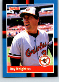 1988 Donruss #108 Ray Knight NM-MT Baltimore Orioles