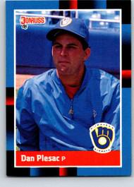 1988 Donruss #109 Dan Plesac NM-MT Milwaukee Brewers
