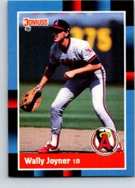 1988 Donruss #110 Wally Joyner NM-MT California Angels