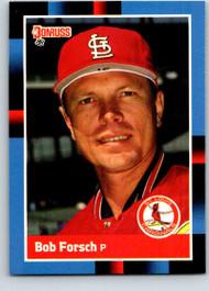 1988 Donruss #111 Bob Forsch NM-MT St. Louis Cardinals