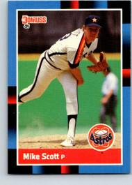 1988 Donruss #112 Mike Scott NM-MT Houston Astros