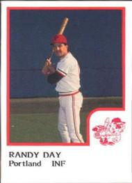 1986 Pro Set #4 Randy Day NM-MT Portland Beavers