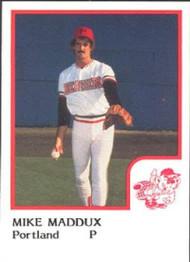 1986 Pro Set #15 Mike Maddux NM-MT Portland Beavers