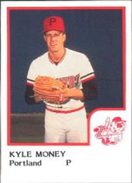 1986 Pro Set #18 Kyle Money NM-MT Portland Beavers