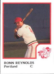 1986 Pro Set #19 Ronn Reynolds NM-MT Portland Beavers