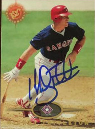 Mickey Tettleton Autographed 1995 Stadium Club #540