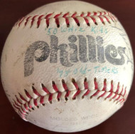 1950 Phillies Whiz Kids Team Signed baseball 19 Autographs VERY NICE