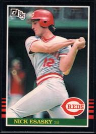 SOLD 23075 1985 Donruss #121 Nick Esasky VG Cincinnati Reds