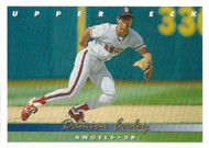 1993 Upper Deck #377 Damion Easley VG California Angels