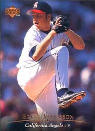 1995 Upper Deck #18 Brian Anderson VG California Angels