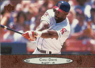 1996 Upper Deck #293 Chili Davis VG California Angels