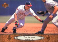 1996 Upper Deck #290 Tim Salmon VG California Angels