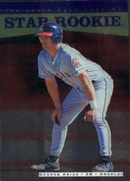 1996 Upper Deck #238 George Arias VG California Angels