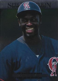1995 Upper Deck Special Edition #263 Chili Davis VG California Angels