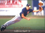 1995 Upper Deck #19 Gary DiSarcina VG California Angels