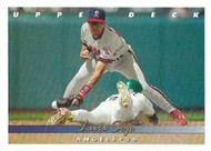 1993 Upper Deck #94 Luis Sojo VG California Angels