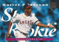 1995 Upper Deck Electric Diamond #216 Garret Anderson VG California Angels