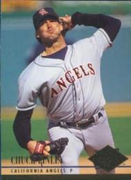 1994 Ultra #328 Chuck Finley VG California Angels
