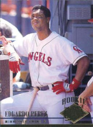 1994 Ultra #26 Eduardo Perez VG California Angels