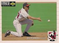 1994 Collector's Choice #94 Gary DiSarcina VG California Angels
