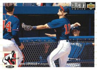 1994 Collector's Choice #179 Torey Lovullo VG California Angels