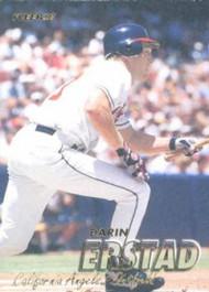 1997 Fleer #41 Darin Erstad VG Anaheim Angels