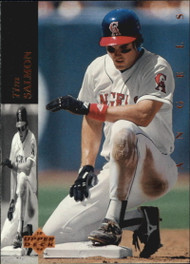 1994 Upper Deck #111 Tim Salmon VG California Angels