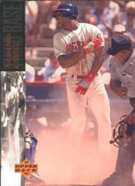 1994 Upper Deck #124 Eduardo Perez VG California Angels