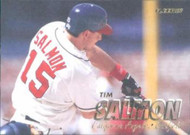 1997 Fleer #50 Tim Salmon VG Anaheim Angels
