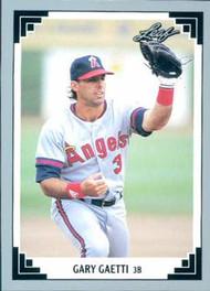 1991 Leaf #303 Gary Gaetti VG California Angels