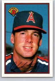 1989 Bowman #37 Chuck Finley VG California Angels