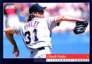 1994 Score #151 Chuck Finley VG California Angels