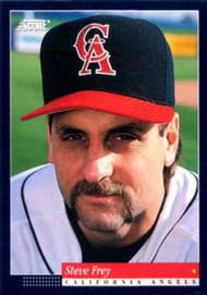 1994 Score #250 Steve Frey VG California Angels
