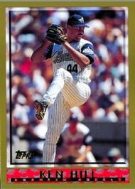 1998 Topps #446 Ken Hill VG Anaheim Angels