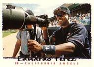 1995 Topps #126 Eduardo Perez VG  California Angels