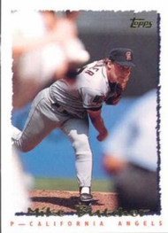 1995 Topps #368 Mike Butcher VG  California Angels