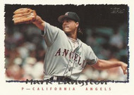1995 Topps #95 Mark Langston VG  California Angels