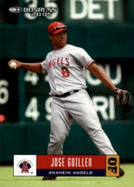2005 Donruss #79 Jose Guillen VG Los Angeles Angels